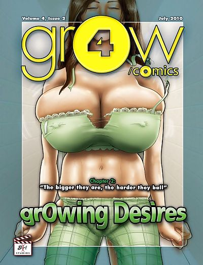 grOw 4.2- Growing Desires
