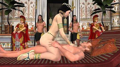 Sex With Cleopatra