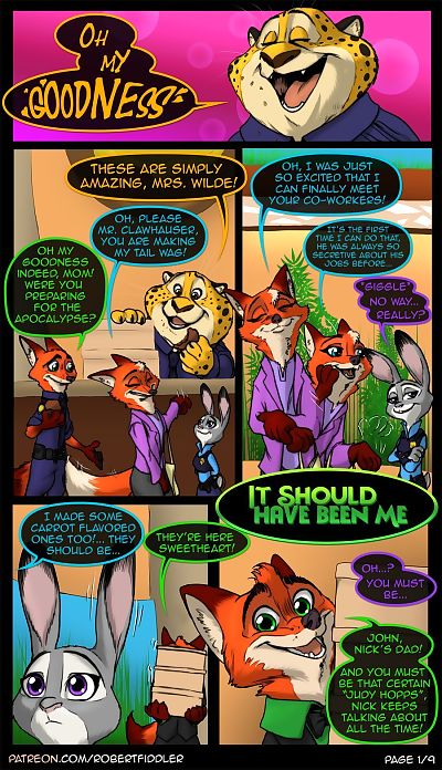 Zootopia- It Should Have..