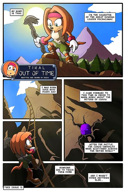 Okida- Tikal – Out of Time