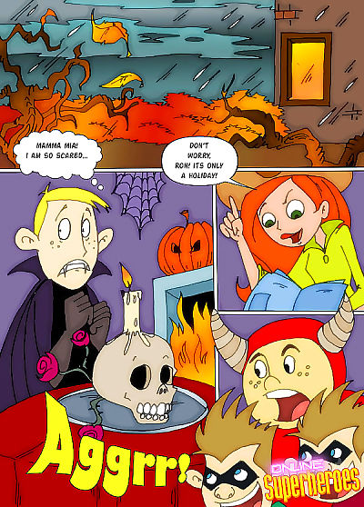 Kim Possible – Halloween